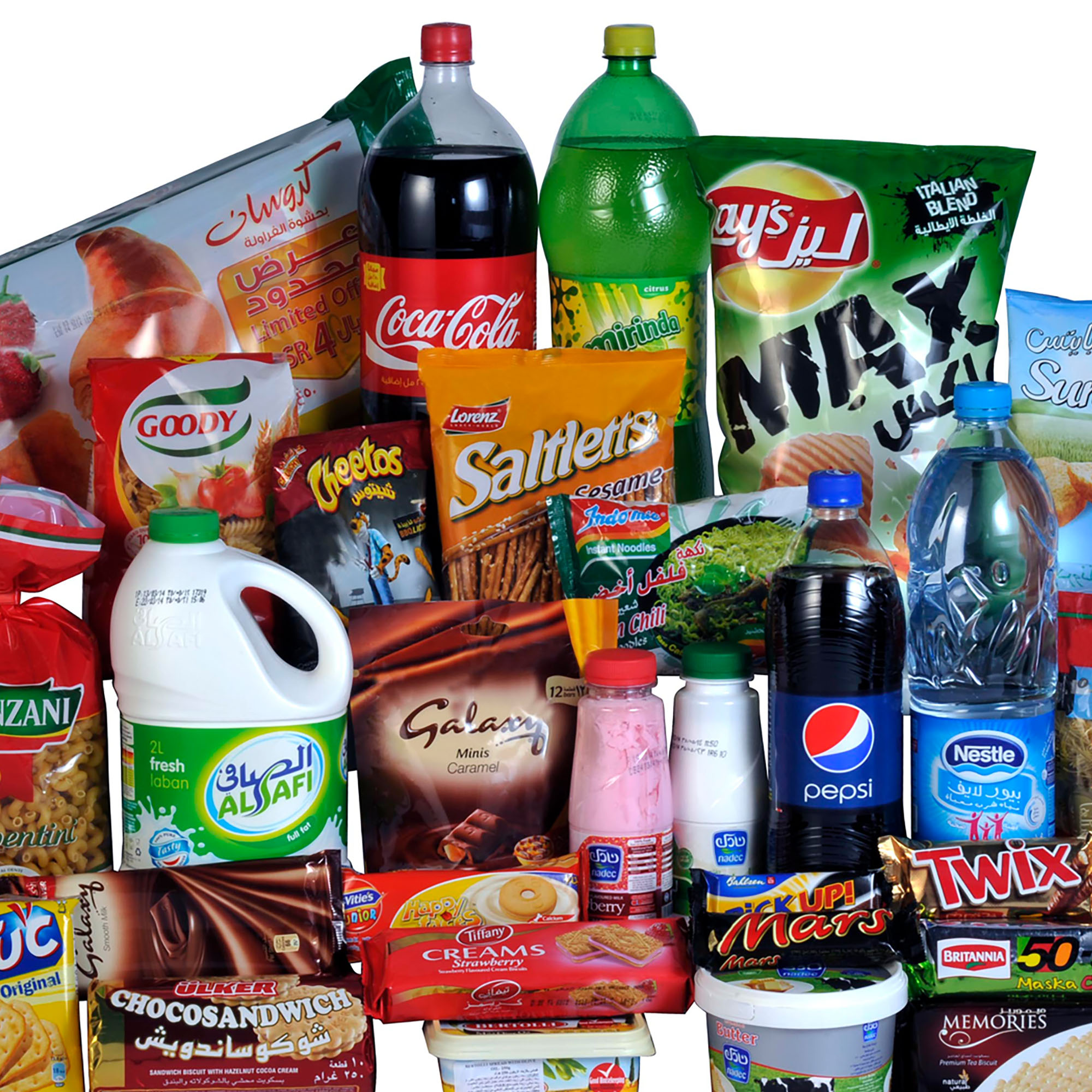 BOPP film for applications such as food packaging and labeling